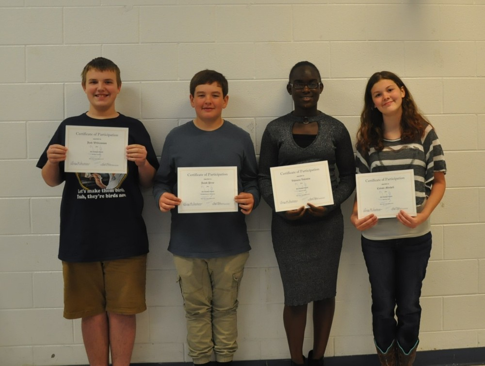 CuCPS Students Named to All-District Band