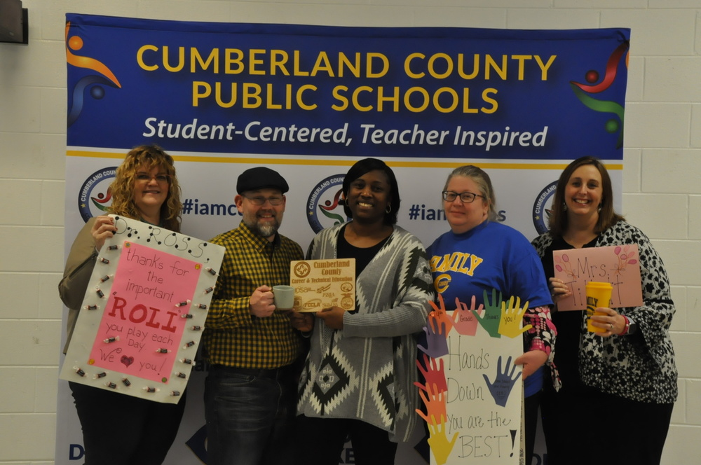 CuCPS Celebrates School Board Appreciation Month