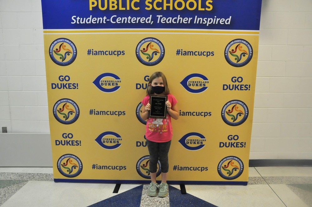 CuCPS Students of the Month Recognized at December Meeting