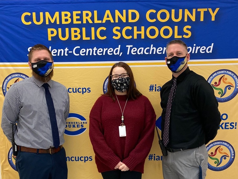 Cumberland School Board Meets the Staff at February Meeting