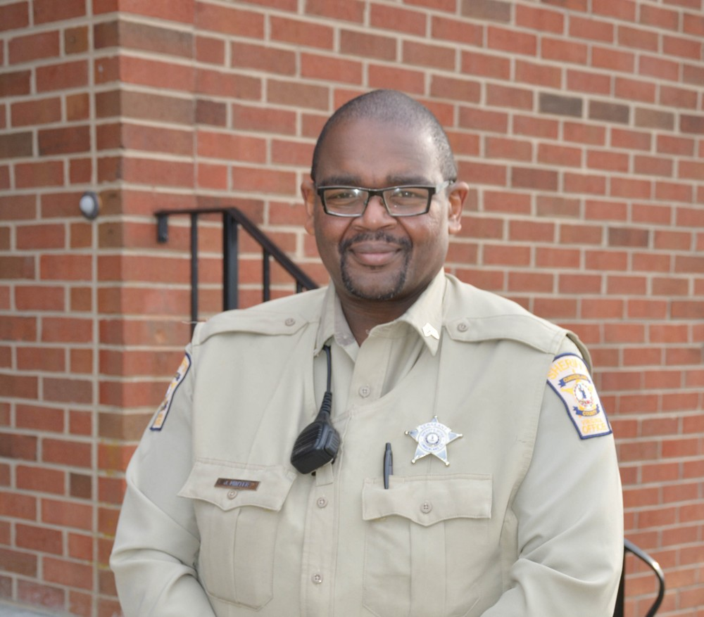 Jeffrey Minter Named CuCPS Resource Officer