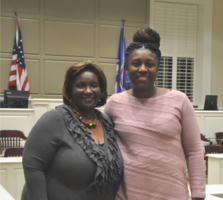 Meet Your School Board Members:  Mrs. Latesha Anderson