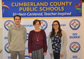 Staff Presented to Cumberland School Board at October Meeting
