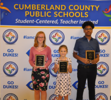 Cumberland School Board Recognizes Students at September Meeting