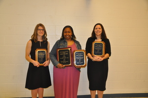 CUCPS Announces Teachers of the Year