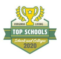 CHS Named Virginia Living Top School