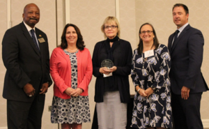 CuCPS Wins VSBA Awards