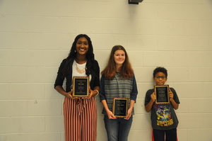 Cumberland School Board Recognizes Students at May Meeting