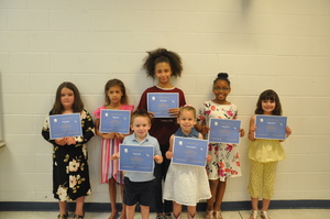 CUCPS School Board Recognizes LCVA Student Participants