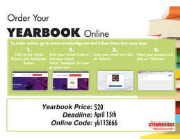 CCES Yearbook Orders