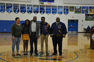 CHS Class of 2020 Seniors Receive Academic Jackets
