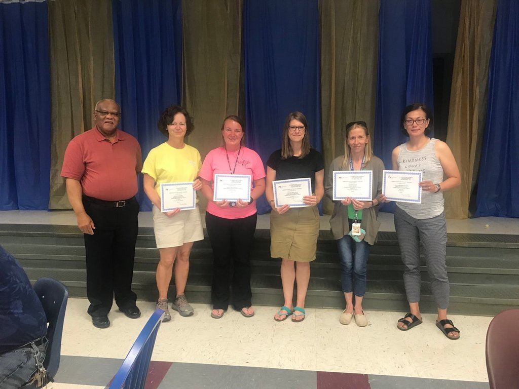 CuCPS Foundation Grant Winners