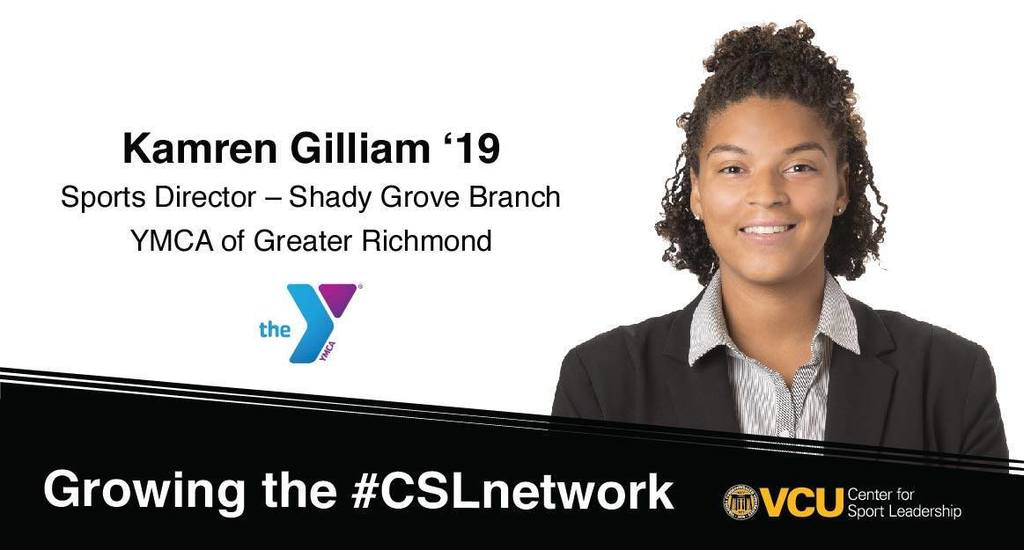 Way to go, CuCPS Alumni Kamren Gilliam! #iamcucps #cucpsalumni