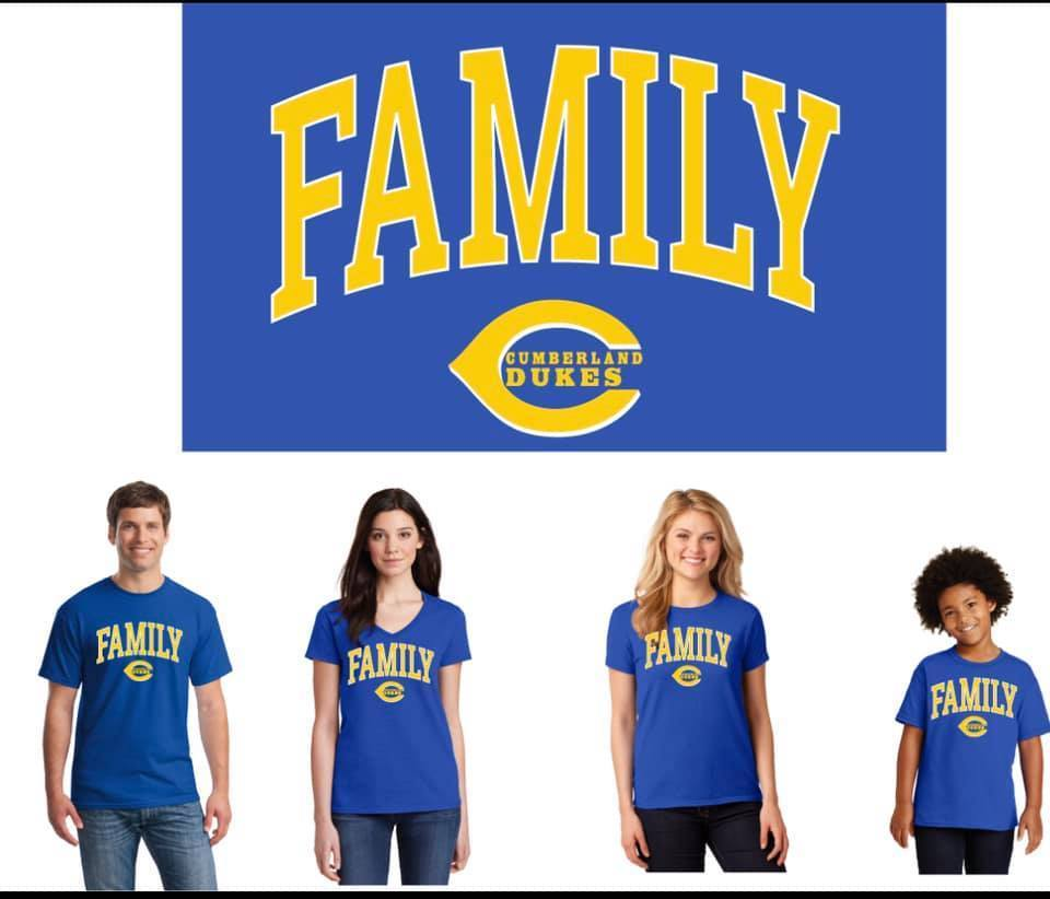 CCES Family T-shirt