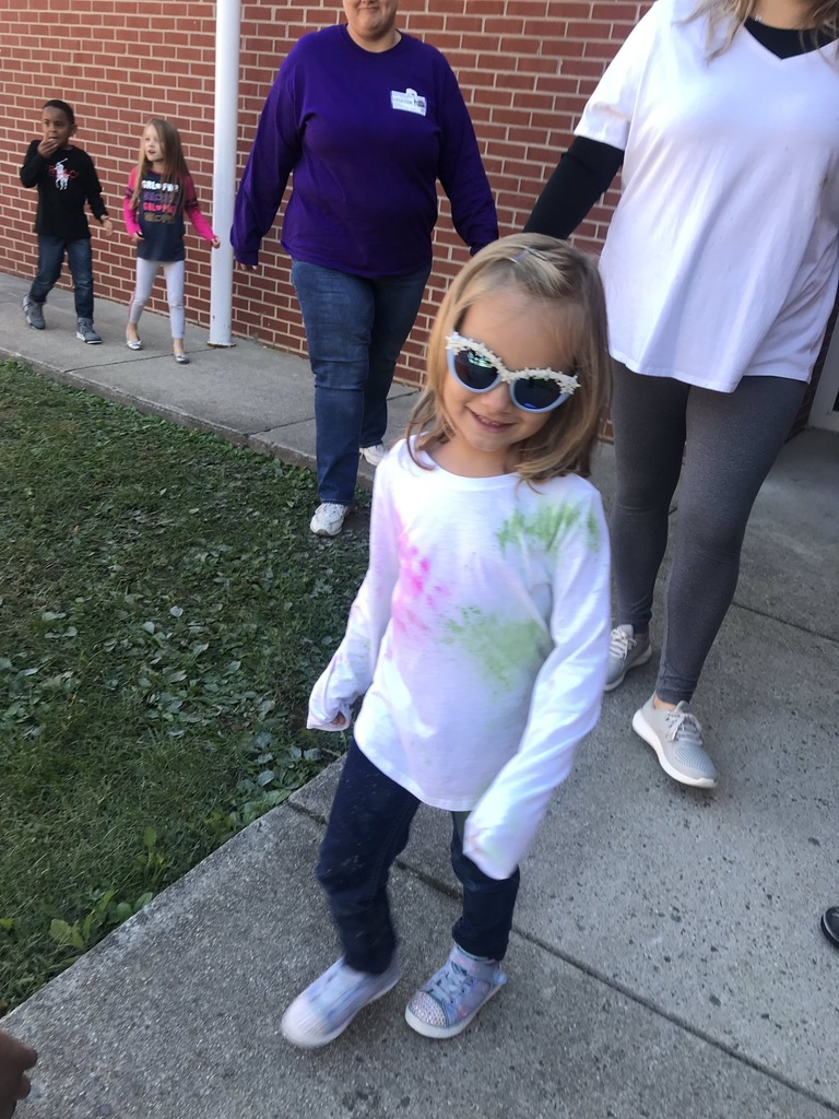 CCES 2019 Color Run