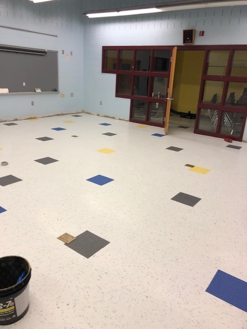 CCES art room