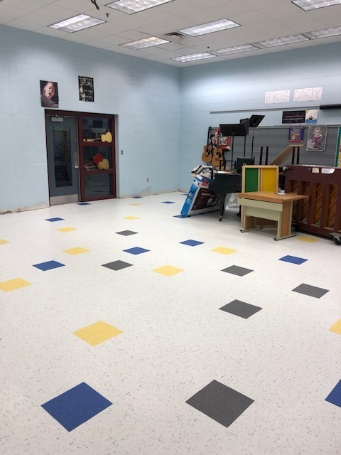 CCES bandroom