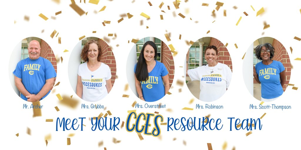 CCES Resource Team